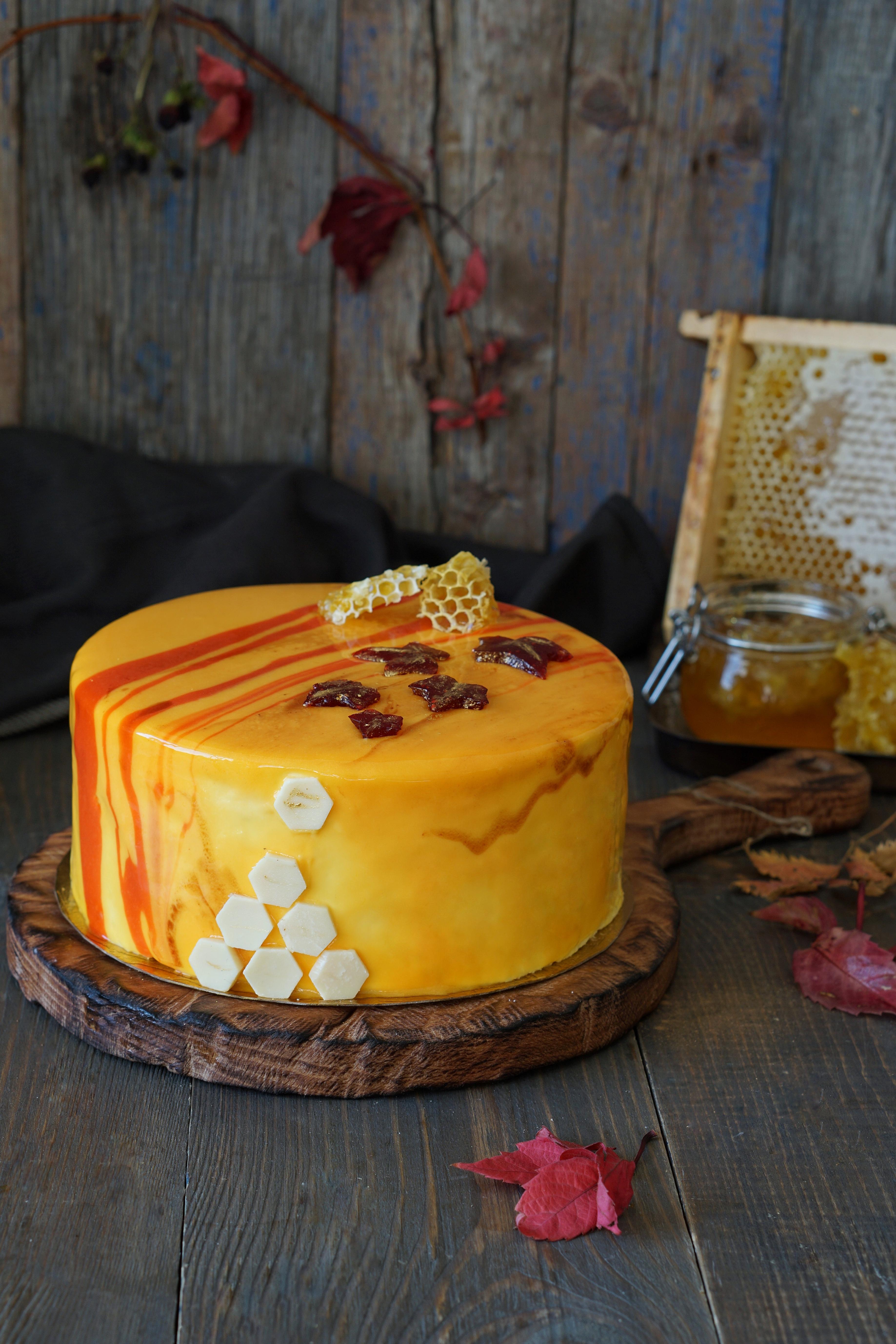Рецепт торта медовик кексовый